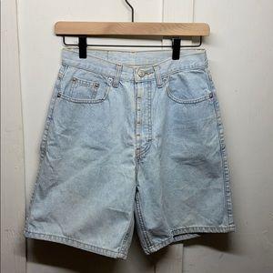 Vintage Jordache Mom shorts